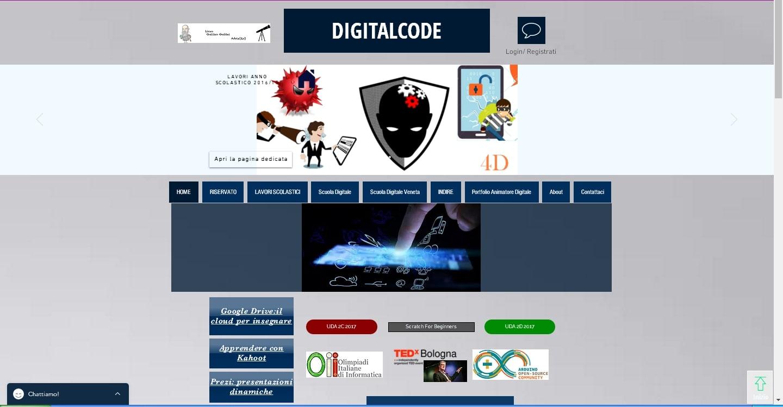 Sito Animatore Digitale