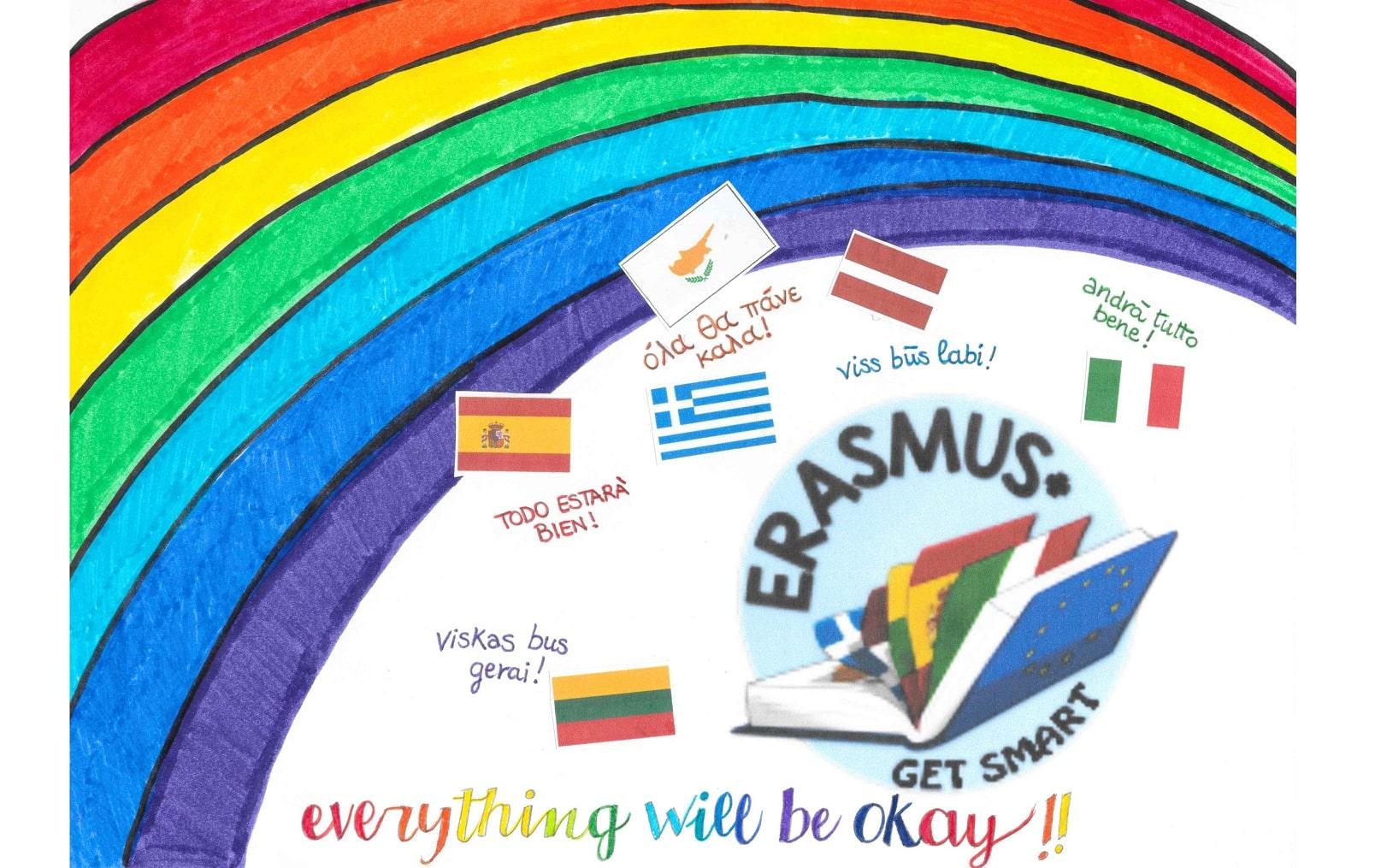 Everything will be okay - Erasmus+