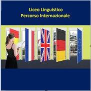 Liceo Linguistico - Percorso Internazionale